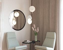 Rezydencja w Bielanach - Salon, styl nowoczesny - zdjęcie od Szkic Design - Projektowanie wnętrz - Homebook
