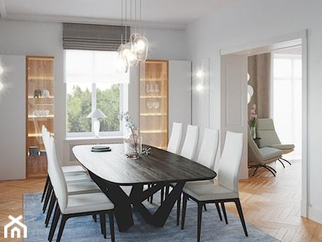 Aranżacje wnętrz - Jadalnia: Rezydencja w Bielanach - Jadalnia, styl nowoczesny - Szkic Design - Projektowanie wnętrz . Przeglądaj, dodawaj i zapisuj najlepsze zdjęcia, pomysły i inspiracje designerskie. W bazie mamy już prawie milion fotografii!