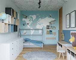 LOFT U - Pokój dziecka, styl skandynawski - zdjęcie od Szkic Design - Projektowanie wnętrz - Homebook