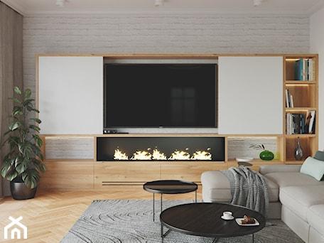 Aranżacje wnętrz - Salon: Rezydencja w Bielanach - Salon, styl skandynawski - Szkic Design - Projektowanie wnętrz . Przeglądaj, dodawaj i zapisuj najlepsze zdjęcia, pomysły i inspiracje designerskie. W bazie mamy już prawie milion fotografii!