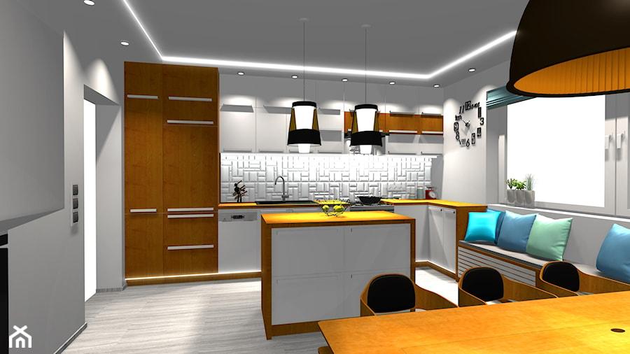 Kuchnia - zdjęcie od CREATIVE DESIQN