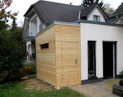 Domek ogrodowy na wymiar - zdjęcie od Geisser