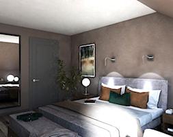 Sypialnia+-+zdj%C4%99cie+od+Beata+Szczudrawa+projektowanie+wn%C4%99trz
