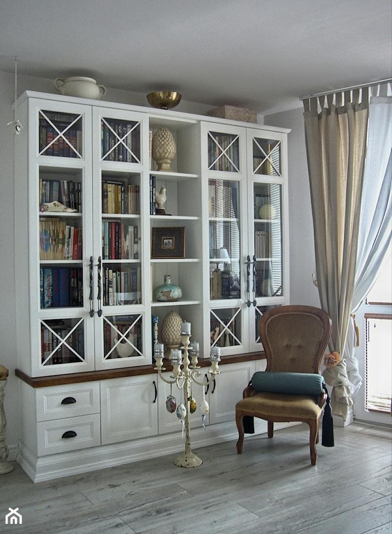 Szafa w salonie - zdjęcie od Cobe.Art - Homebook