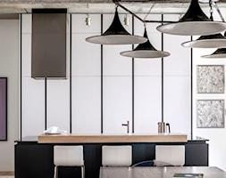 Loft gallery - Kuchnia, styl eklektyczny - zdjęcie od TYMA PROJEKT - Homebook