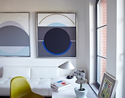 Loft gallery - Biuro, styl eklektyczny - zdjęcie od TYMA PROJEKT - Homebook