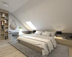 Sypialnia Na Poddaszu Aranżacje Pomysły Inspiracje Homebook