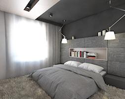 Sypialnia styl Nowoczesny - zdjęcie od BAGUA Pracownia Architektury Wnętrz