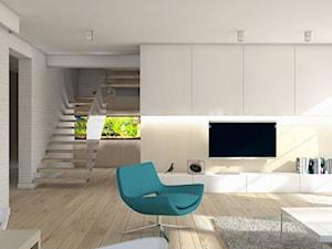 Projekt domu jednorodzinnego 6