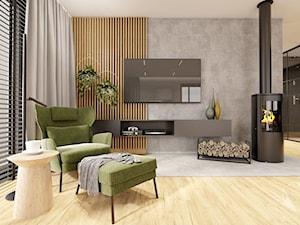D26 - Mikołów - Projekt domu jednorodzinnego