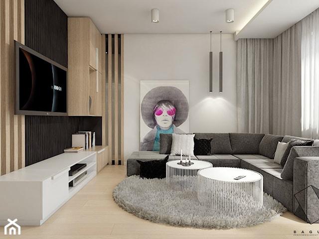 (Łódź) Projekt mieszkania 4