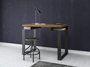 Designerskie biurko dla małego wnętrza