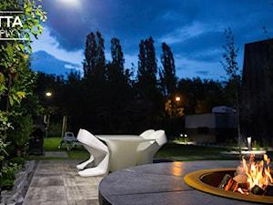 Nowoczesny ogród Gliwice