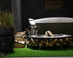 PALENISKA OGRODOWE GRILL HETTA SUPPLY WOOD 3 - zdjęcie od Paleniska Ogrodowe - HETTA Supply - Homebook