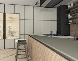 Kuchnia inspirowana Japonią - zdjęcie od LuArt Design - Homebook