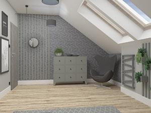 Sypialnia dla gości 2 koncepcja