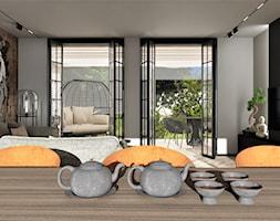 Salon inspirowany Japonią - zdjęcie od LuArt Design - Homebook