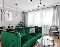 Nowoczesny salon - zdjęcie od LightHome - Homebook