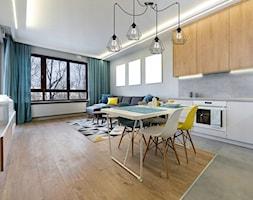 Otwarta przestrzeń - Jadalnia - zdjęcie od LightHome - Homebook