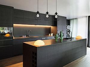 Kuchnie z wykorzystaniem nowoczesnego oświetlenia LightHome