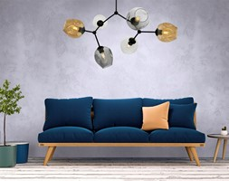 Pomysłowy Salon - zdjęcie od LightHome - Homebook