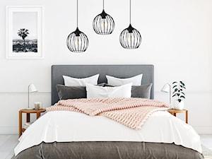 Aranżacje sypialni z lampami LightHome