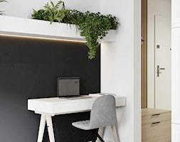 079 _ Mieszkanie w Gliwicach _ SALON - zdjęcie od Spacja Studio - Homebook