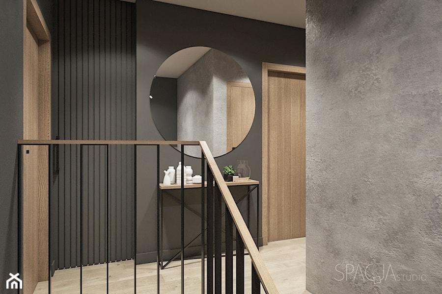Dom w Gliwicach - SCHODY - Spacja Studio - zdjęcie od Spacja Studio