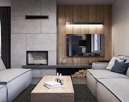 Dom+w+Otwocku+-+SALON+-+Spacja+Studio+-+zdj%C4%99cie+od+Spacja+Studio