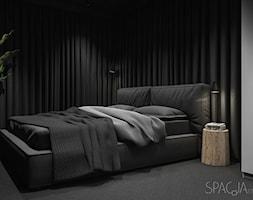 Mieszkanie+w+Mys%C5%82owicach+-+SYPIALNIA+-+Spacja+Studio+-+zdj%C4%99cie+od+Spacja+Studio