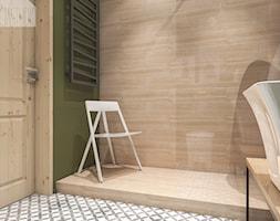Łazienka - mieszkanie w Gliwicach - Spacja Studio - zdjęcie od Spacja Studio