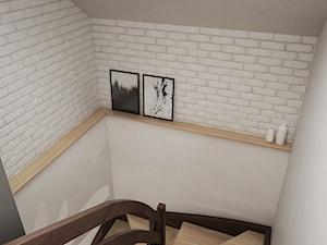Hol - DOM W ŁAZACH - Spacja Studio - zdjęcie od Spacja Studio
