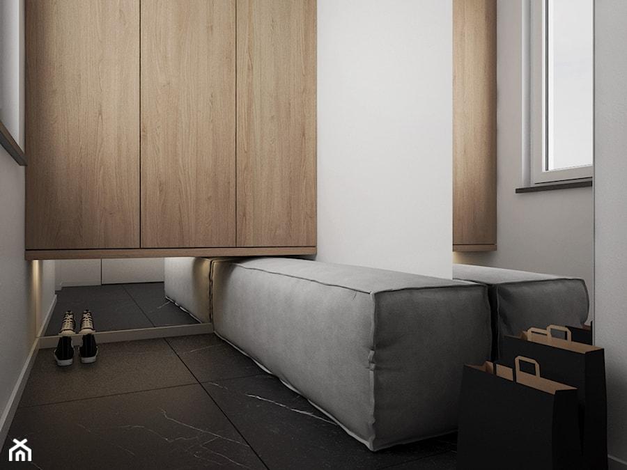 Wiatrołapw domu w Pniowie autorstwa pracowni Spacja Studio. - zdjęcie od Spacja Studio