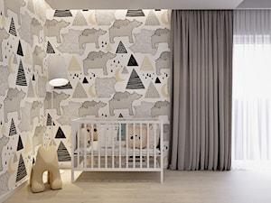 Spacja Studio - MIESZKANIE W SIEMIANOWICACH ŚLĄSKICH - pokój dziecka - zdjęcie od Spacja Studio