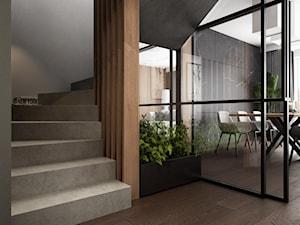 Dom w Pniowie - Spacja Studio