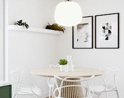 079 _ Mieszkanie w Gliwicach _ JADALNIA - zdjęcie od Spacja Studio - Homebook
