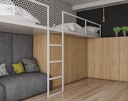 012 _ Mieszkanie w Knurowie _ POKÓJ DZIECIĘCY - zdjęcie od Spacja Studio - Homebook