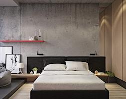 040 _ Apartament w Warszawie _ SYPIALNIA - zdjęcie od Spacja Studio - Homebook