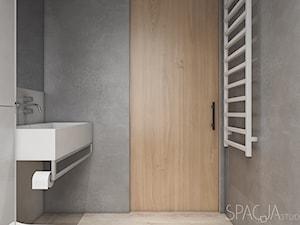 Dom w Szwecji - łazienka