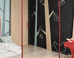 Spacja Studio - DOM W SZWECJI - pokój dziecięcy - zdjęcie od Spacja Studio