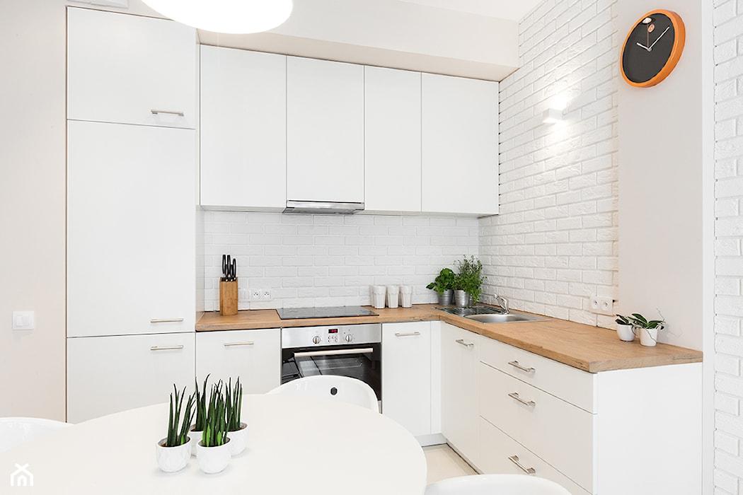 Aranzacja Malej Kuchni Top 8 Projektow