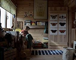 Dom - Mały pokój dziecka dla dziewczynki dla malucha, styl eklektyczny - zdjęcie od Julia Rozumek