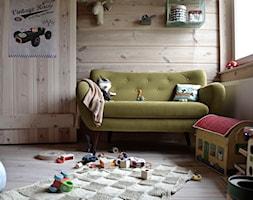 Dom - Mały pokój dziecka dla chłopca dla dziewczynki dla malucha, styl eklektyczny - zdjęcie od Julia Rozumek