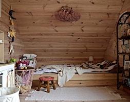 Dom - Mały pokój dziecka dla chłopca dla nastolatka, styl eklektyczny - zdjęcie od Julia Rozumek