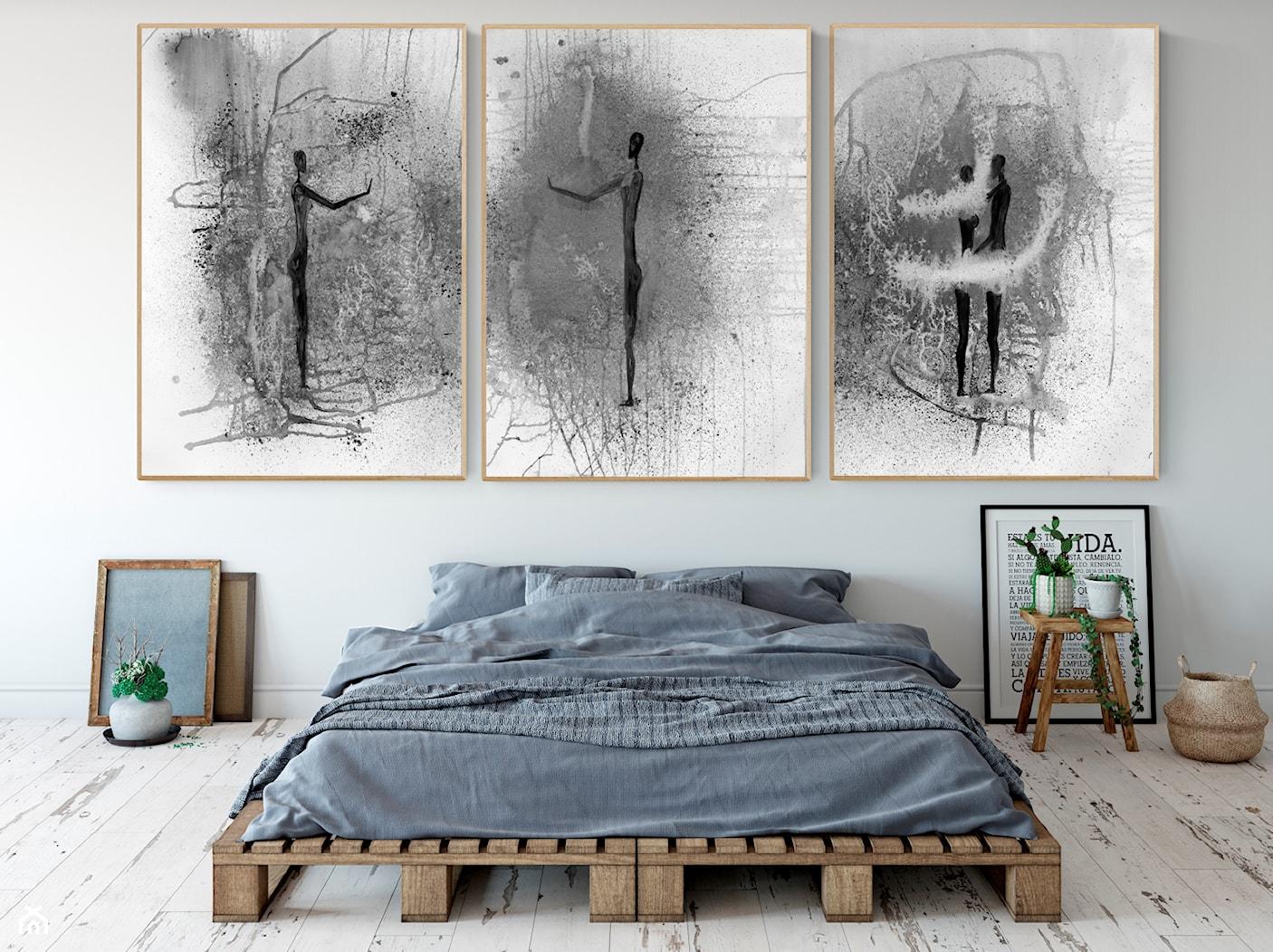 Obrazy Do Sypialni Nowoczesne Abstrakcje Akty Kolekcja