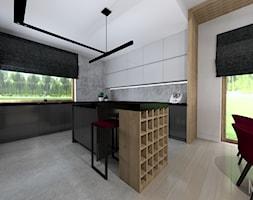 Kuchnia+w+nowoczesnym+stylu+-+zdj%C4%99cie+od+m3design