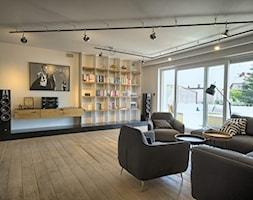 Salon+-+zdj%C4%99cie+od+Grzegorz+Popio%C5%82ek+Projektowanie+Wnetrz