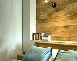 Sypialnia+-+zdj%C4%99cie+od+Grzegorz+Popio%C5%82ek+Projektowanie+Wnetrz