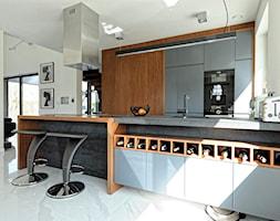 Kuchnia+-+zdj%C4%99cie+od+Grzegorz+Popio%C5%82ek+Projektowanie+Wnetrz
