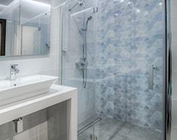 Pastelowa łazienka - zdjęcie od Jachtoma design